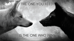 THE ONE YOU FEED Blog Post