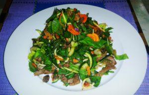 Thai Salad Tash